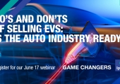 [WEBINAR] Do's and Don'ts of Selling EVs: Is the Auto Industry Ready?