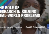 [WEBINAR] The Role of Research in Solving Real-World Problems