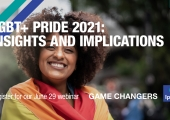 [WEBINAR] LGBT+ Pride 2021: Insights and Implications