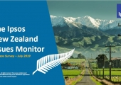 The Ipsos New Zealand Issues Monitor - July 2019